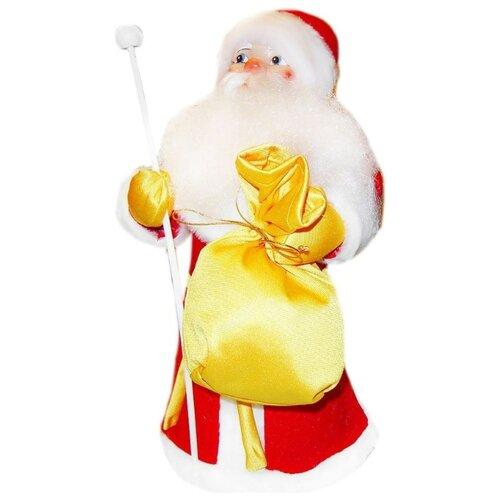 Фигурка Волшебный мир Дед Мороз 45 см (7С-286-РИ) красный/желтый
