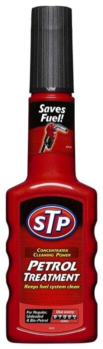 STP Очиститель для бензина