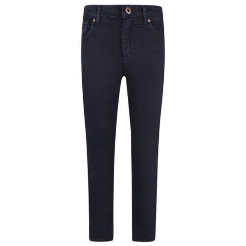 Джинсы EMPORIO ARMANI размер 170, 0922 темно-синий брюки для мальчика stenser б49а 46 170 темно синий 46 170 размер