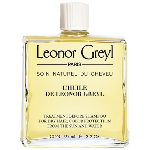 Leonor Greyl Масло для волос L'Huile De Leonor Greyl, 95 мл чернила colouring универсальные для hp lexmark canon epson cyan