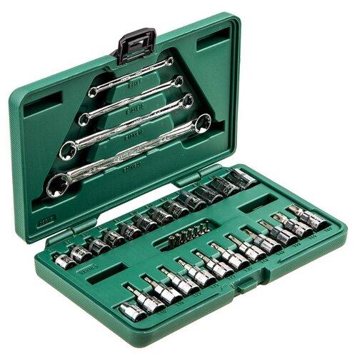 Набор автомобильных инструментов SATA (35 предм.) 09010 зеленый ящик для инструментов sata 95166