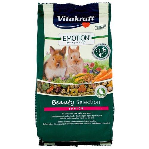 Корм для крольчат Vitakraft Emotion Beauty Selection 600 г