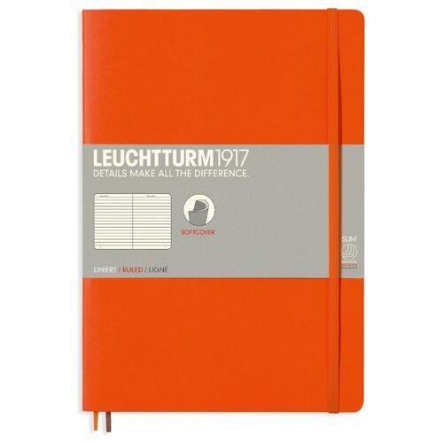 Блокнот Leuchtturm1917 349278 (оранжевый) B5, 60 листов