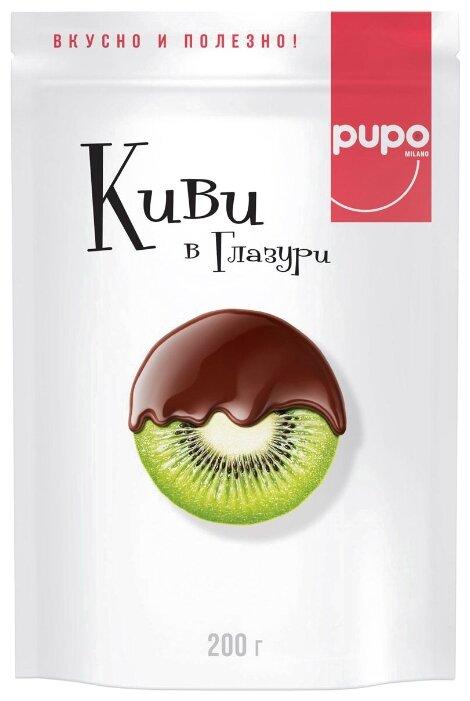 Киви Pupo, темный шоколад