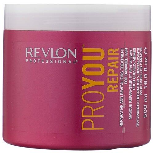 Revlon Professional Pro You Маска восстанавливающая для волос, 500 мл маска для волос revlon professional revlon professional re044lwcnkt2