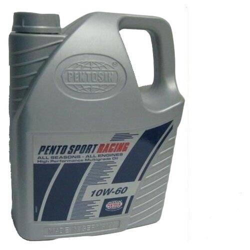 Синтетическое моторное масло Pentosin Pento Sport Racing 10W-60, 5 л