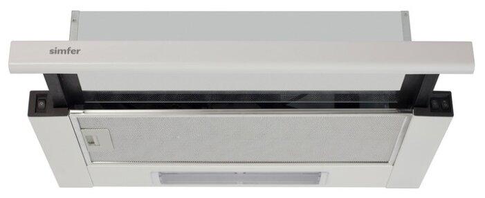 Встраиваемая вытяжка Simfer 6006 W