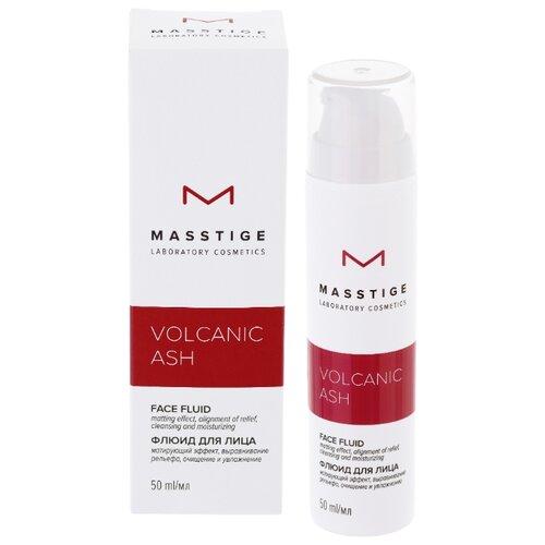 Masstige Volcanic Ash флюид для лица, 50 мл masstige мист освежающий volcanic mineral water 200 мл