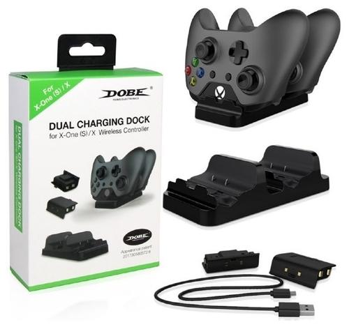 Стоит ли покупать Dobe Зарядная станция X Dual Charging Station на два геймпада для Xbox One (TYX-532)? Отзывы на Яндекс.Маркете