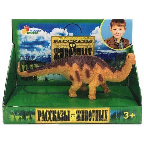 Купить Фигурка Играем вместе Рассказы о животных Динозавр Бронтозавр 660-5R, Игровые наборы и фигурки