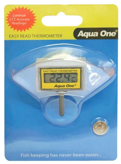Термометр Aqua One Easy Read LCD