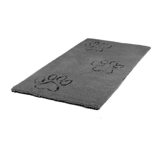 Коврик для собак Dog Gone Smart Doormat runner XL 152х76 см серый