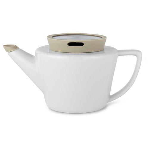 VIVA Scandinavia Заварочный чайник с ситечком Infusion V34801/V34821/V34824/V34833 500 мл, белый/хаки