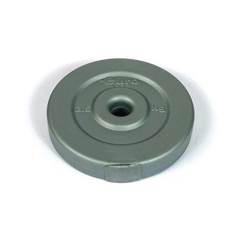 Диск Euro classic виниловый 2.5 кг серебристый металлик