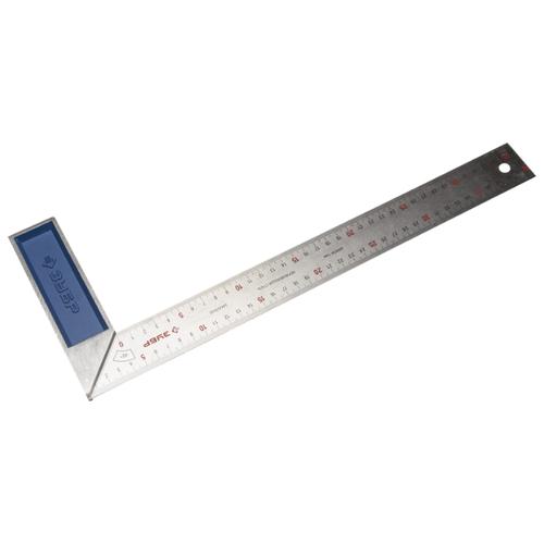 цена на Строительный угольник ЗУБР 34393-40 400x37 мм