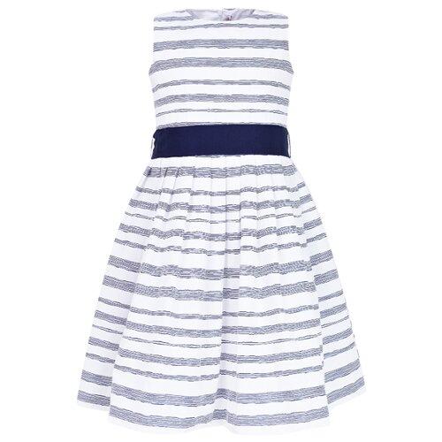 Платье Il Gufo размер 110, белый