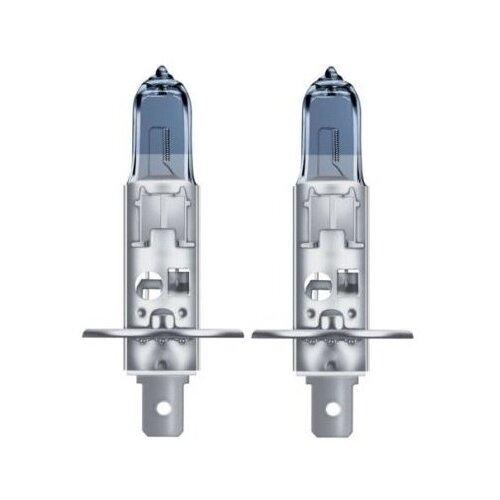 цена на Лампа автомобильная галогенная Osram Cool Blue Boost 62150CBB H1 12V 80W 2 шт.