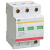 Защита от перенапряжения IEK MOP20-3-C 3П