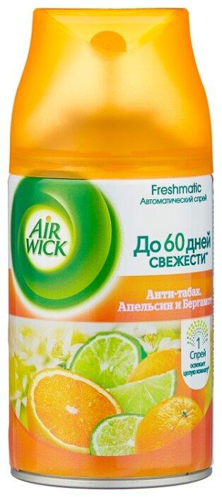 Освежитель воздуха AIRWICK сменный Антитабак, 250 мл