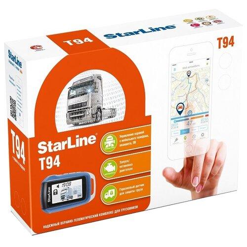 Автосигнализация StarLine T94 автосигнализация starline t94