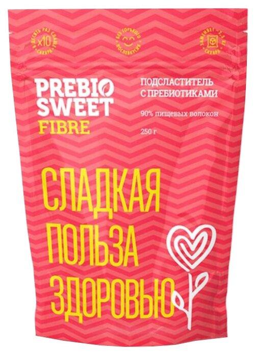 PREBIO SWEET подсластитель Fibre с пребиотиками порошок