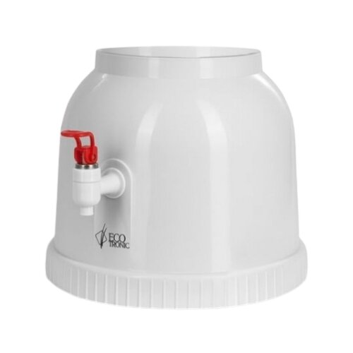 Настольный кулер Ecotronic L2-WD белый