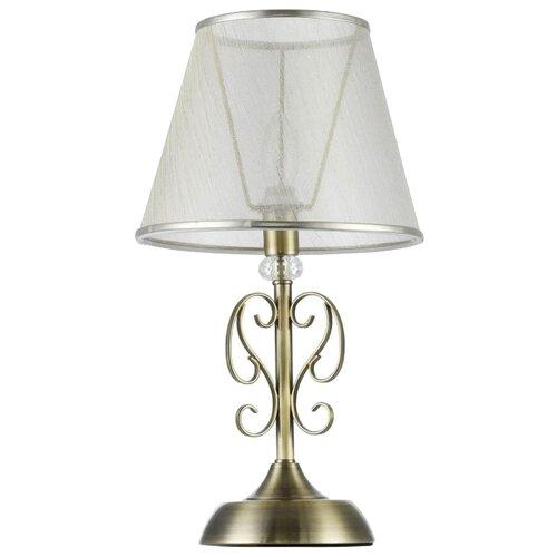 Настольная лампа FREYA Driana FR2405-TL-01-BS, 40 Вт настольная лампа freya nina fr5151 tl 01 yw