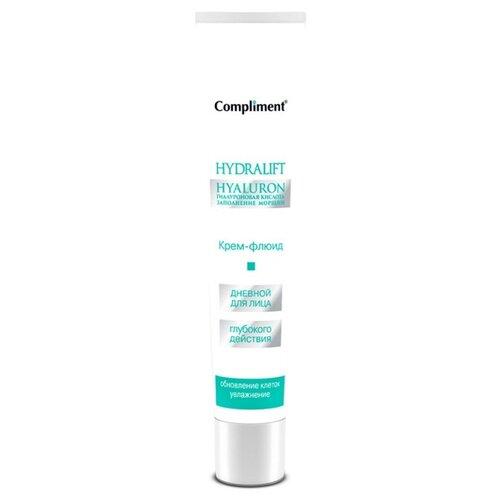 Купить Compliment Hydralift Hyaluron Дневной крем-флюид глубокого действия для лица, 50 мл