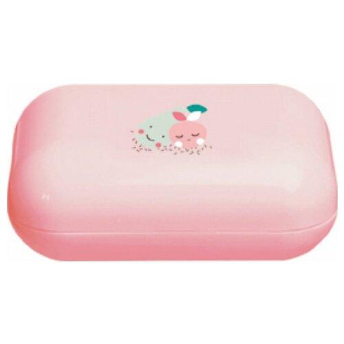 Мыльница Bebe-Jou Нежный румянец Blush Baby 6207109 розовый горшки bebe jou 6025