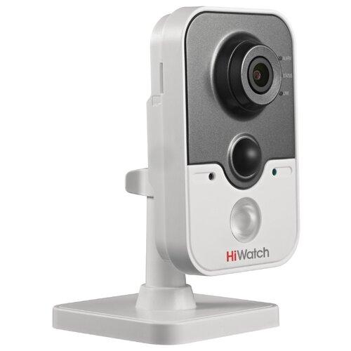 Фото - Камера видеонаблюдения HiWatch DS-T204 (6 мм) белый/серый камера видеонаблюдения hiwatch ds t203 b 6 мм белый