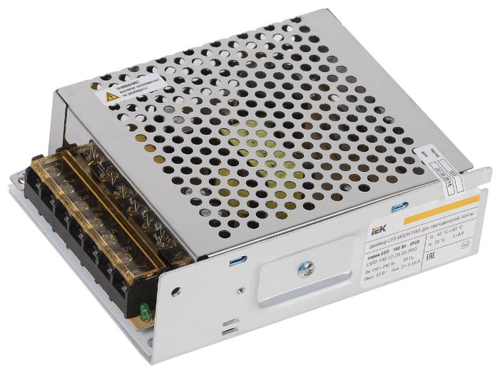 Блок питания для LED IEK LSP2-100-12-20-33-PRO 100 Вт
