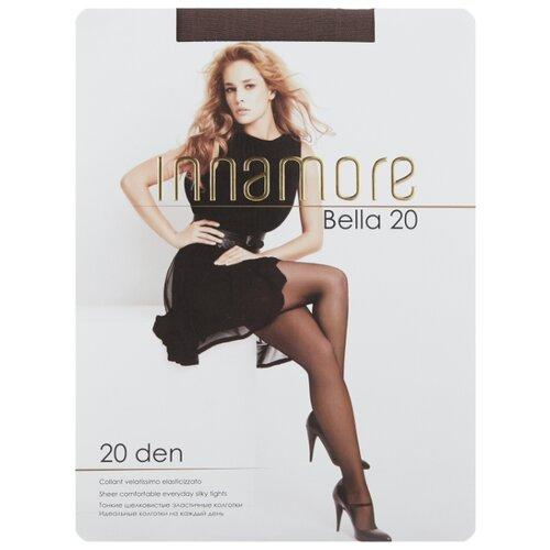 Колготки Innamore Bella 20 den, размер 5-XL, capuccino (коричневый) колготки innamore bella 3 8 den медный