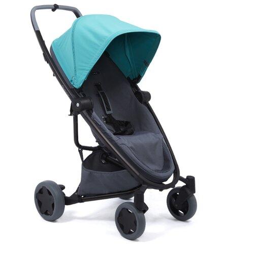 Прогулочная коляска Quinny Zapp Flex Plus green on graphite