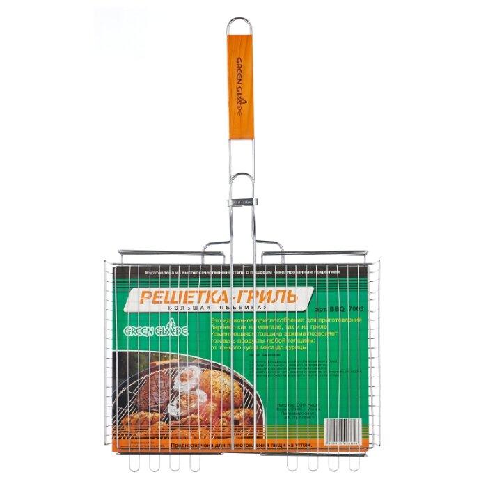 Решетка Green Glade 7003 для гриля, 41х31 см