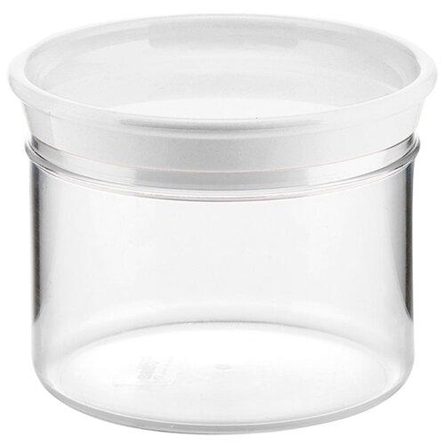 Guzzini Банка для сыпучих продуктов Forme Casa 500 мл хранение продуктов best home porcelain банка для сыпучих продуктов naturel 500 мл