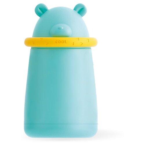 Классический термос Fissman Детский, 0.3 л аквамарин