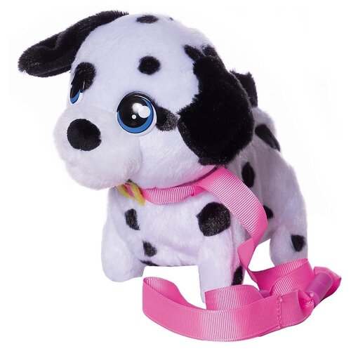 Купить Мягкая игрушка Club Petz Mini Walkiez Щенок dalmatian, Роботы и трансформеры