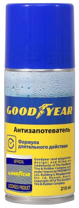 GOODYEAR Антизапотеватель GY000709, 210 мл
