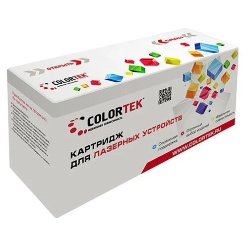 Фото - Картридж Colortek C-C4129X, совместимый картридж colortek c mlt d104s совместимый