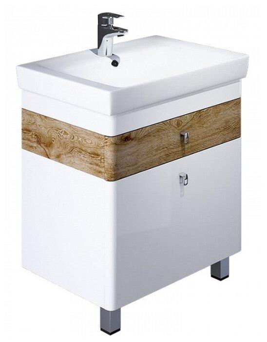 Тумба для ванной комнаты с раковиной IDDIS