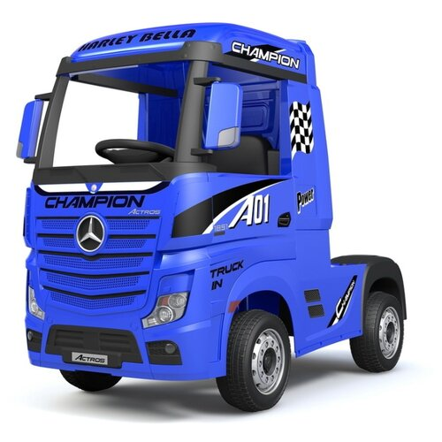 Barty Автомобиль Mercedes-Benz Actros HL358 синий глянец