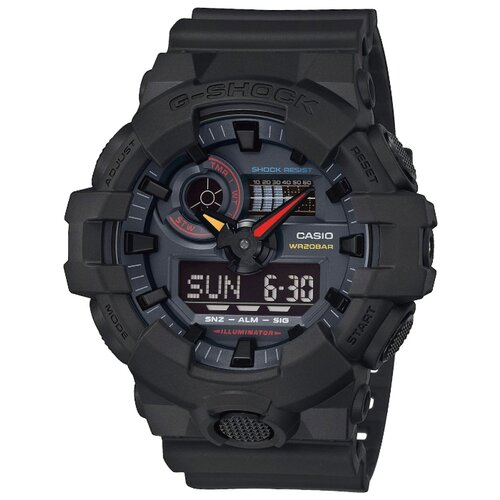 Наручные часы CASIO GA-700BMC-1A casio casio ga 110ln 1a