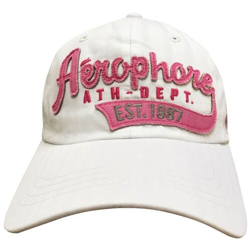 Бейсболка Be Snazzy Aerophore (CZD-0030) размер 56-60, белый/розовый