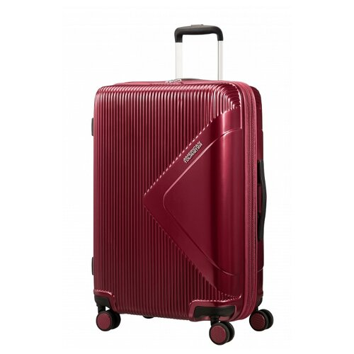 Чемодан American Tourister Modern Dream M 81 л, wine red чемодан american tourister wavebreaker 64 л mickey comics red