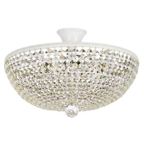 Люстра Arti Lampadari Nobile E 1.3.40.100 WG, E27, 360 Вт люстра arti lampadari nobile e 1 3 40 2 100 wg e27 360 вт