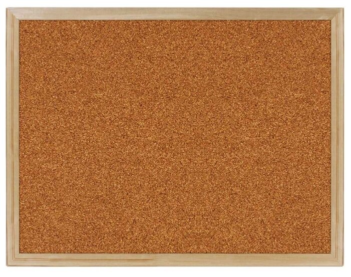 Доска пробковая BRAUBERG 236859 (45х60 см)