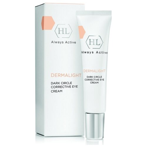 Holy Land Корректирующий крем Dermalight Dark Circle Corrective Eye Cream 15 мл holy land чистка