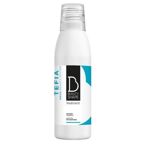 Tefia шампунь Beauty Shape Treatment Protein протеиновый 250 мл label m спрей create protein spray протеиновый 250 мл