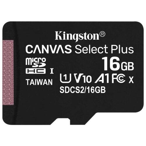 Карта памяти Kingston SDCS2/16GBSP