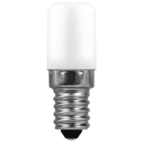Лампа светодиодная для бытовой техники Feron LB-10 25295, E14, 2Вт